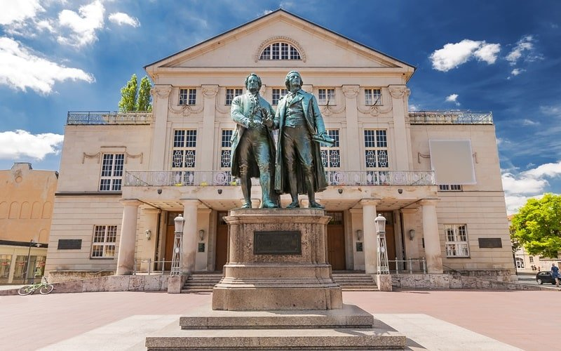 Goethe-Schiller-Denkmal