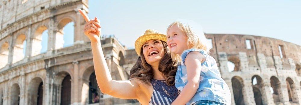 Italien Urlaub mit Kindern