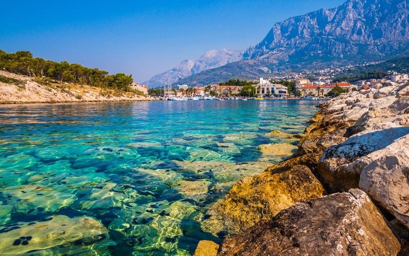 Klima Kroatien Dalmatien