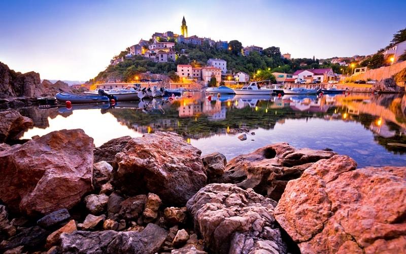 Klima Kroatien Krk