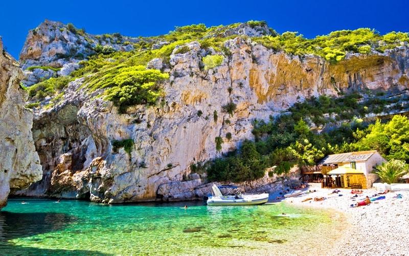 Klima Kroatien Vis