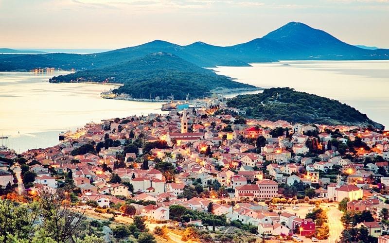 Kroatien Klima Istrien