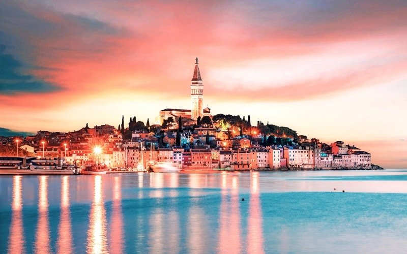 Kroatien Klima Porec
