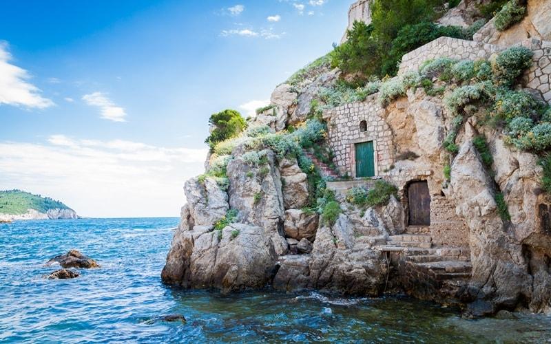 Kroatien Regionen Dubrovnik Neretva