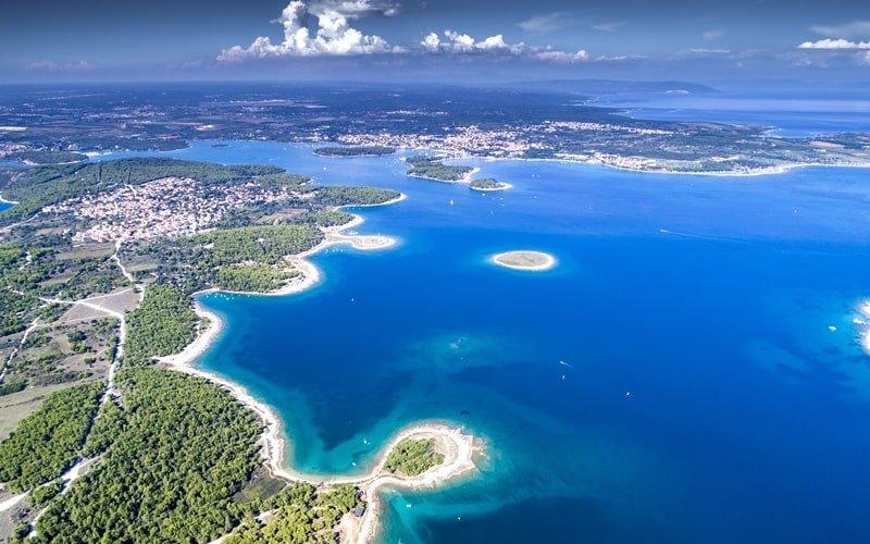 Kroatien Regionen Kap Kamenjak