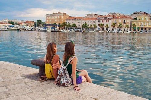 Kroatien Städte Zadar Urlaub