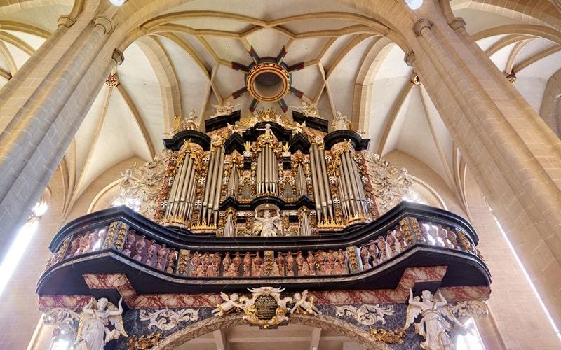 Orgel St. Severi