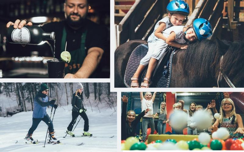 Österreich Kinderhotel ski