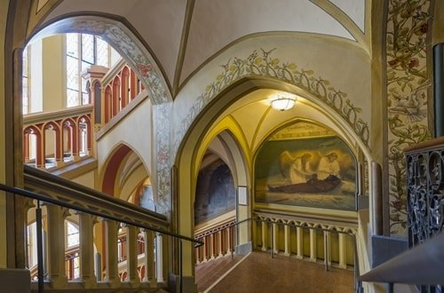 Rathaus Innen