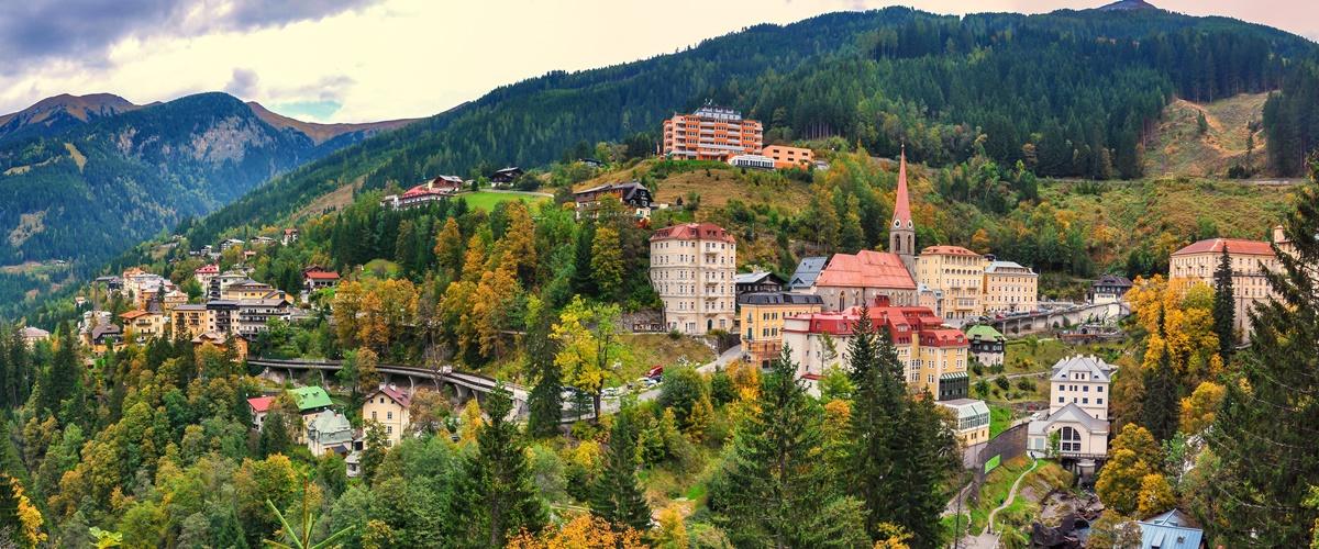 Regionen Österreich Urlaub