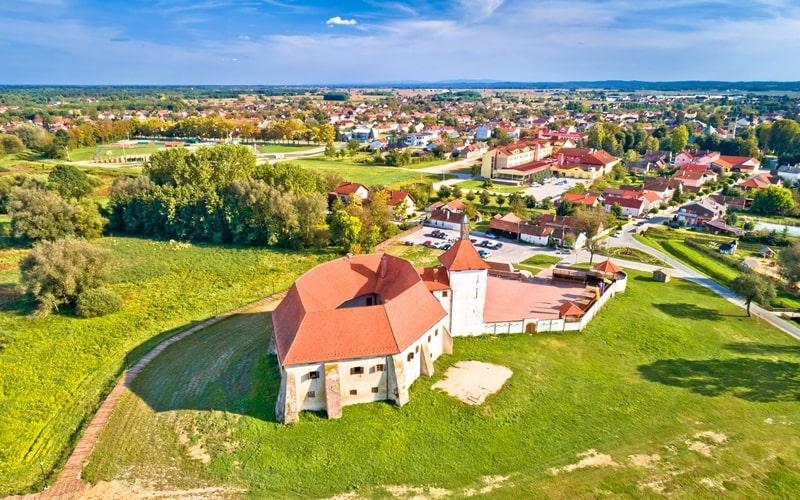 Regionen Kroatien Koprivnica-Krizevci