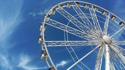 Rimini Urlaub Riesenrad