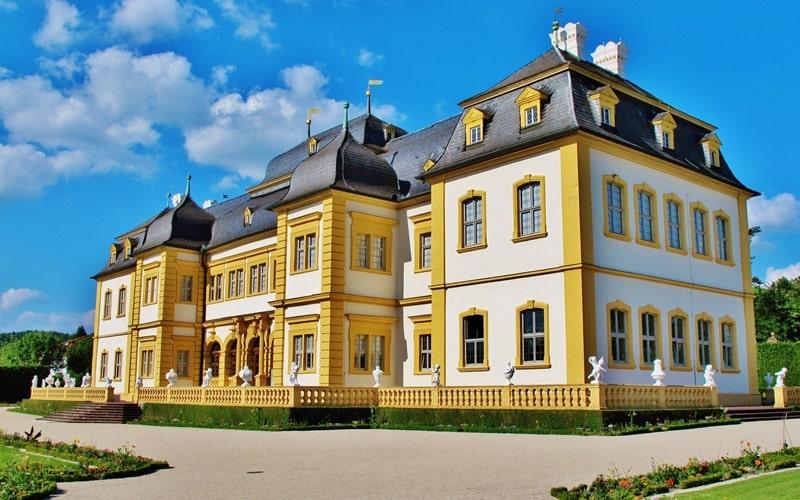 Schloss Veithöchheim Würzburg