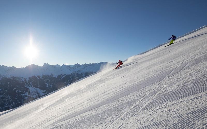 skigebiet österreich offen