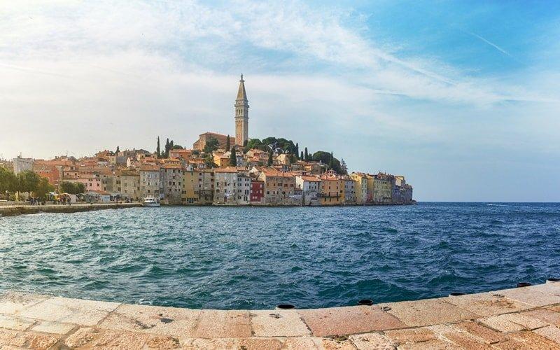 Städte Kroatien Porec