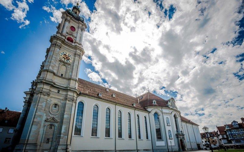 St Gallen Dom