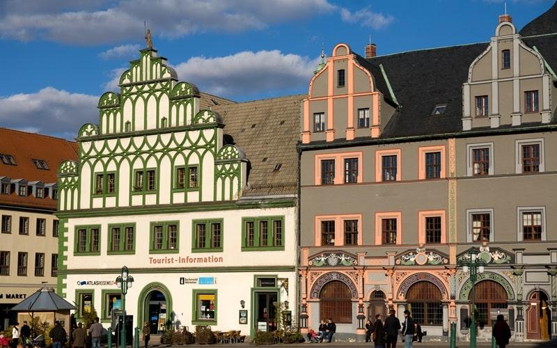 Stadthaus Cranach-Haus