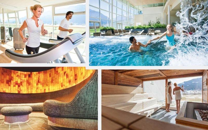 Tauern Spa wellness österreich