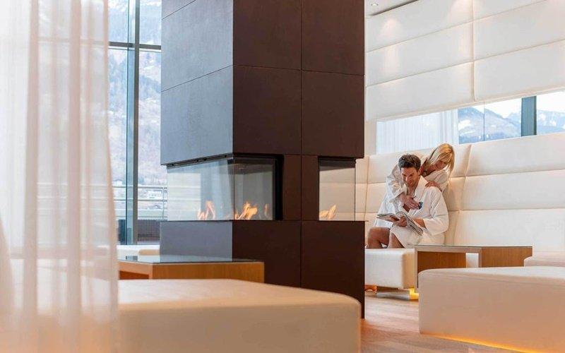 Tauern spa wellnesshotel österreich romantik