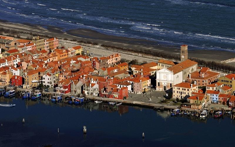 Venedig Urlaub Pellestrina
