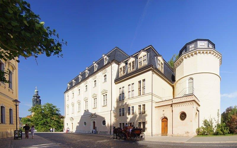 Weimar Bibliothek