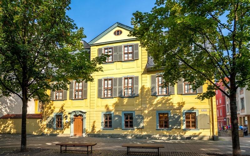 Wohnhaus Schiller