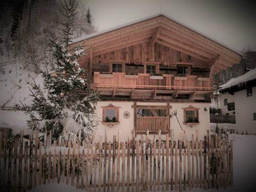 almchalet österreich