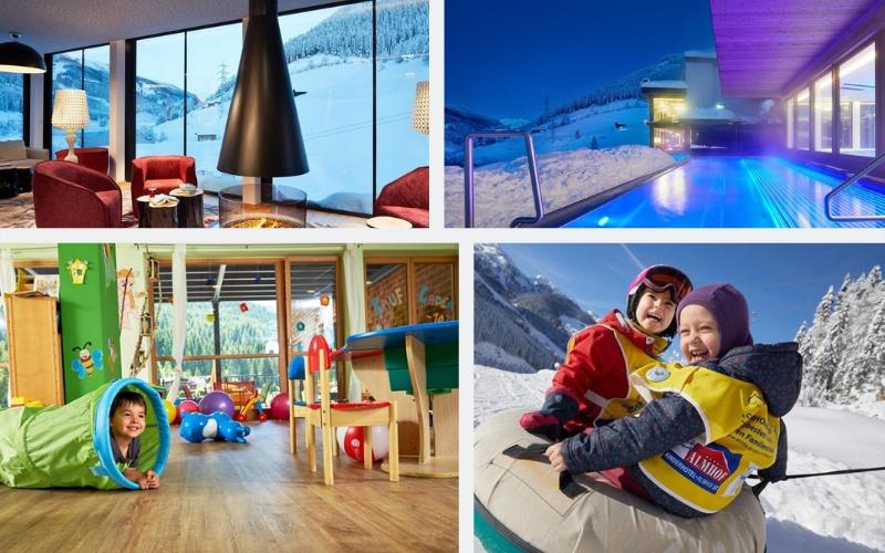 Kinderhotel Österreich günstig