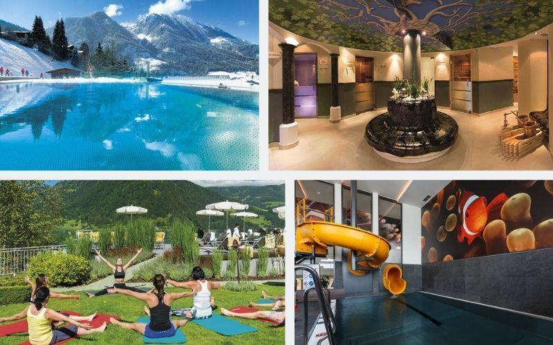 alpina wellnessresort österreich