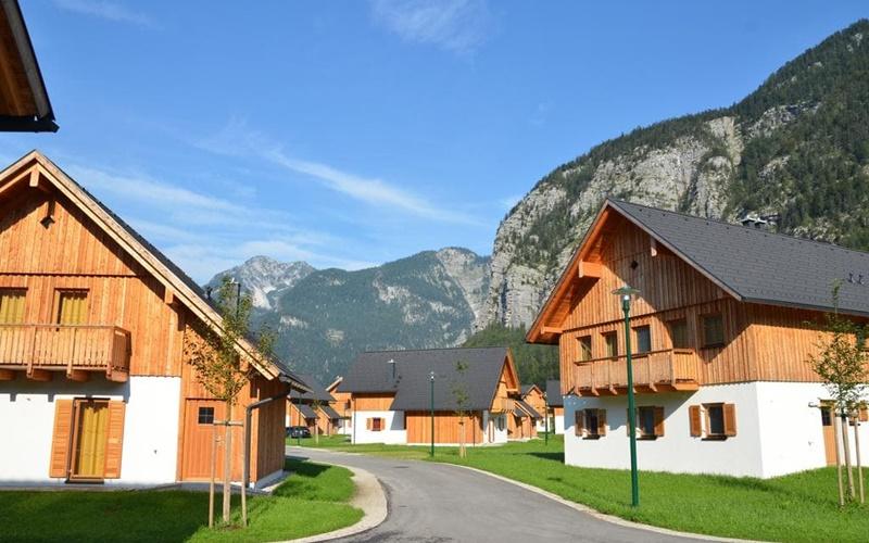 chaletdorf österreich ferien