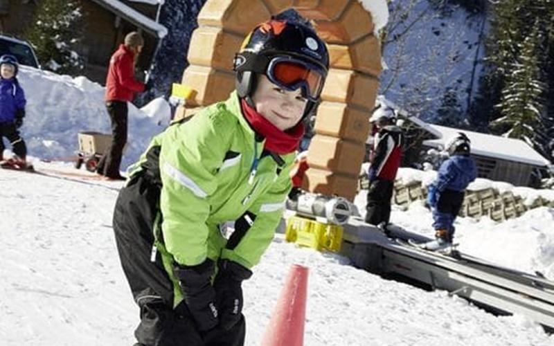 habachklause kinderhotel österreich skifahren