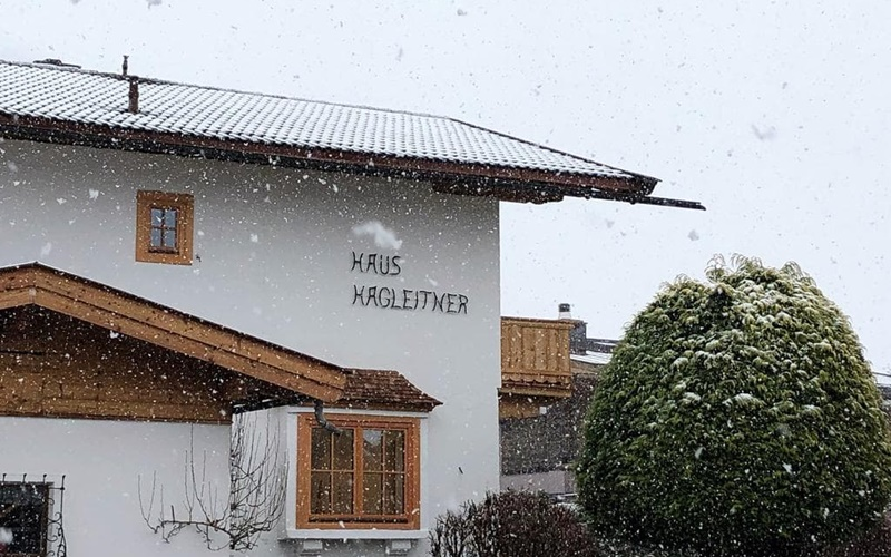 chalet in österreich urlaub