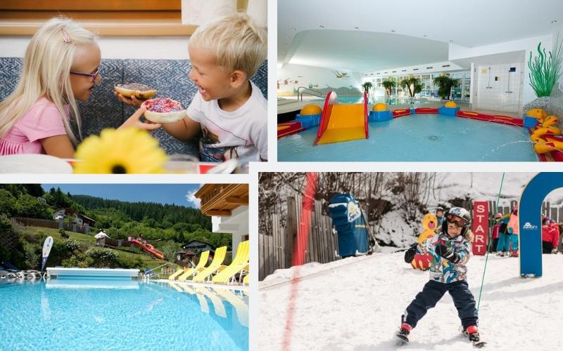 Österreich Kinderhotel Österreich