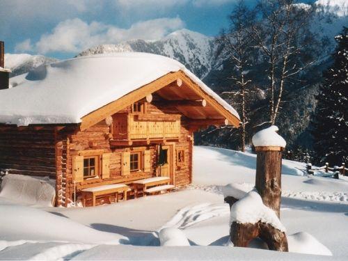 chalet österreich