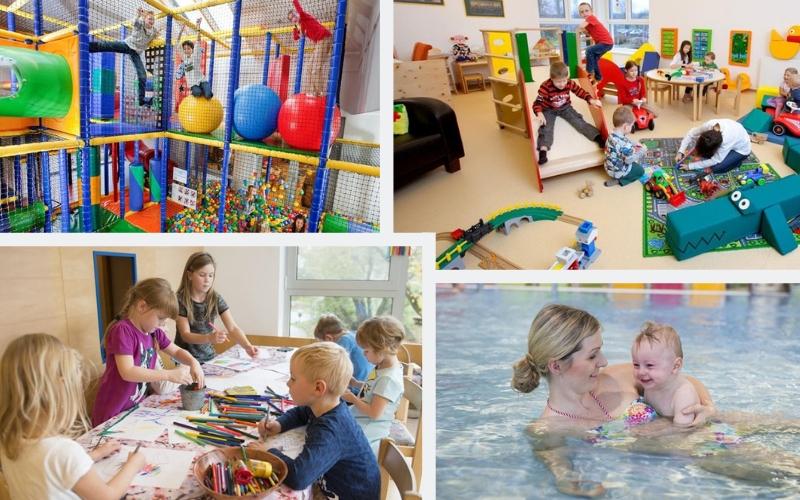 Kinderhotel Österreich Semi