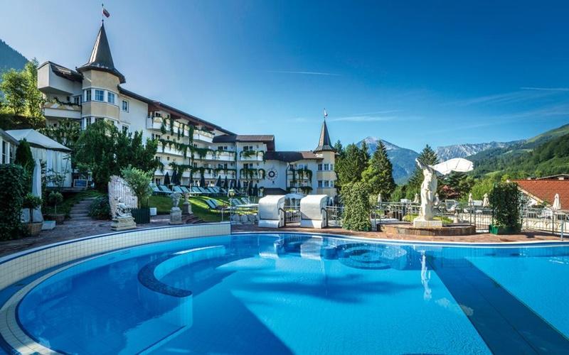 die schönsten wellnesshotels in österreich