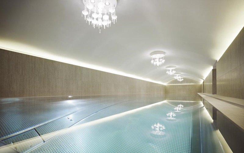 wien wellnesshotel österreich sans souci pool