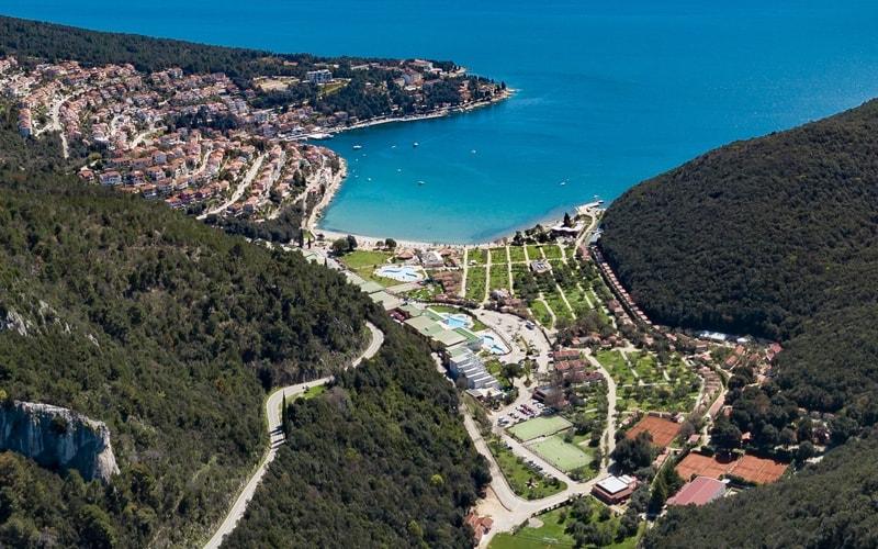 Aquapark Kroatien Rabac