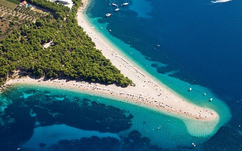 Aquaparks Kroatien Bol
