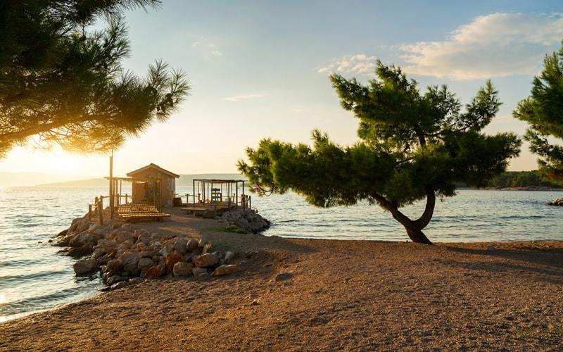 Aquzapark Kroatien Punat