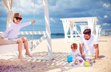 Avithos Resort Familie