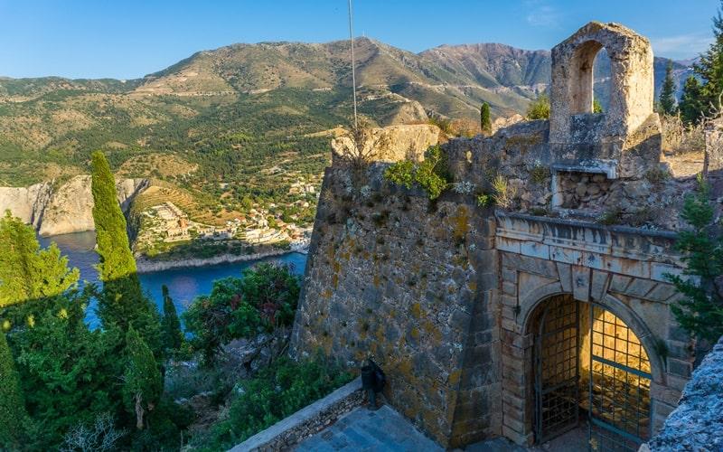 Burg von Assos