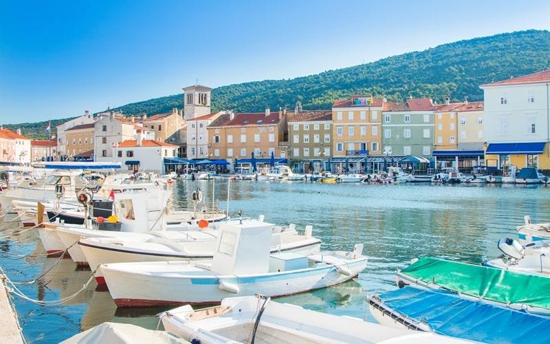 FKK Camping Kroatien Insel Cres