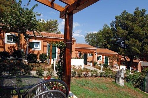 FKK Camping Kroatien Koversada Mobile Homes