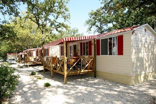 FKK Camping Kroatien Ulika Mobile Homes