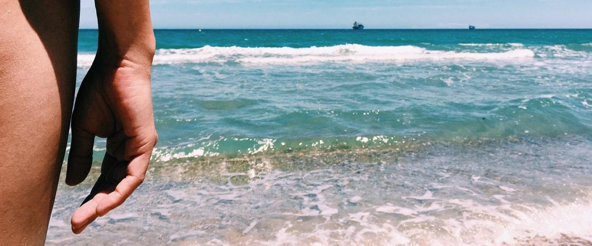 Jungs fkk strand am kleine Kleine Jungs