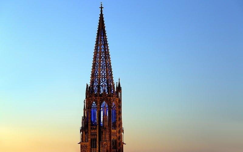 Freiburger Münster Turm