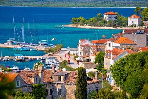 Inselhüpfen-Kroatien-Kornaten-Zlarin