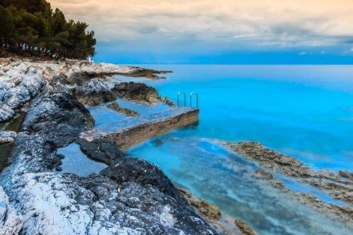Inselhüpfen Kroatien Kvarner Bucht Losinj