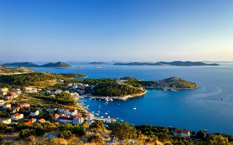 Inselhüpfen-Kroatien-Sibenik-Kornaten